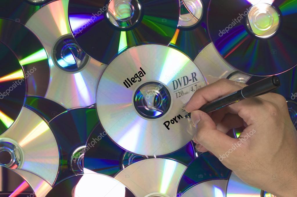 Zwarte cd porno