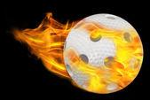 florbalu míč