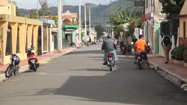 jízdy v Dominikánské republice.