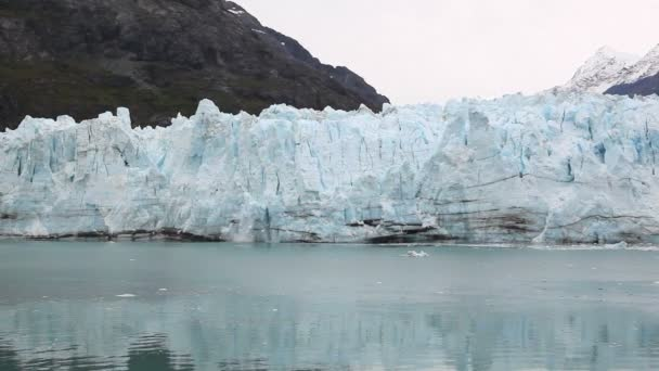 langsam, Schuss des Gletschers verschieben