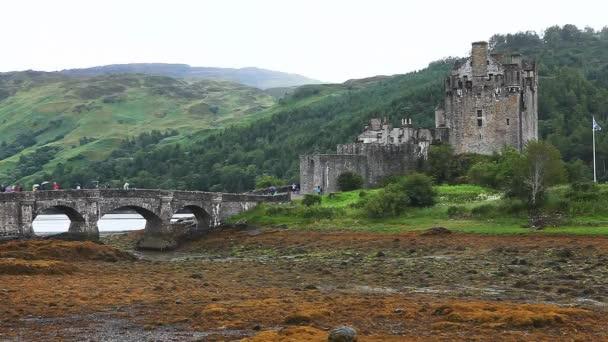 Castello di Eileen donan, un più bei castelli in Scozia