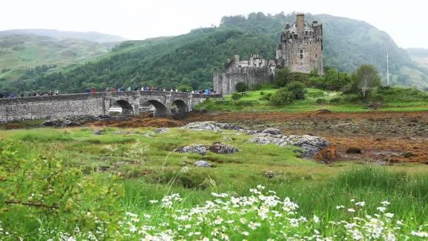 Castello di Eileen donan, uno dei più bei castelli in Scozia