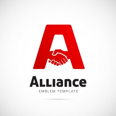 Alliance symbol icon