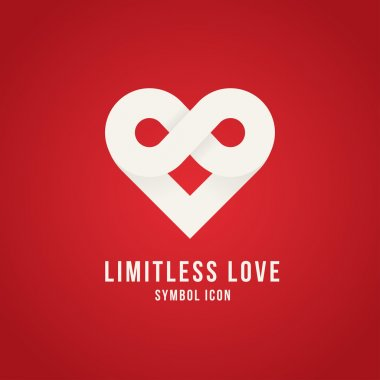 Limitless love symbol