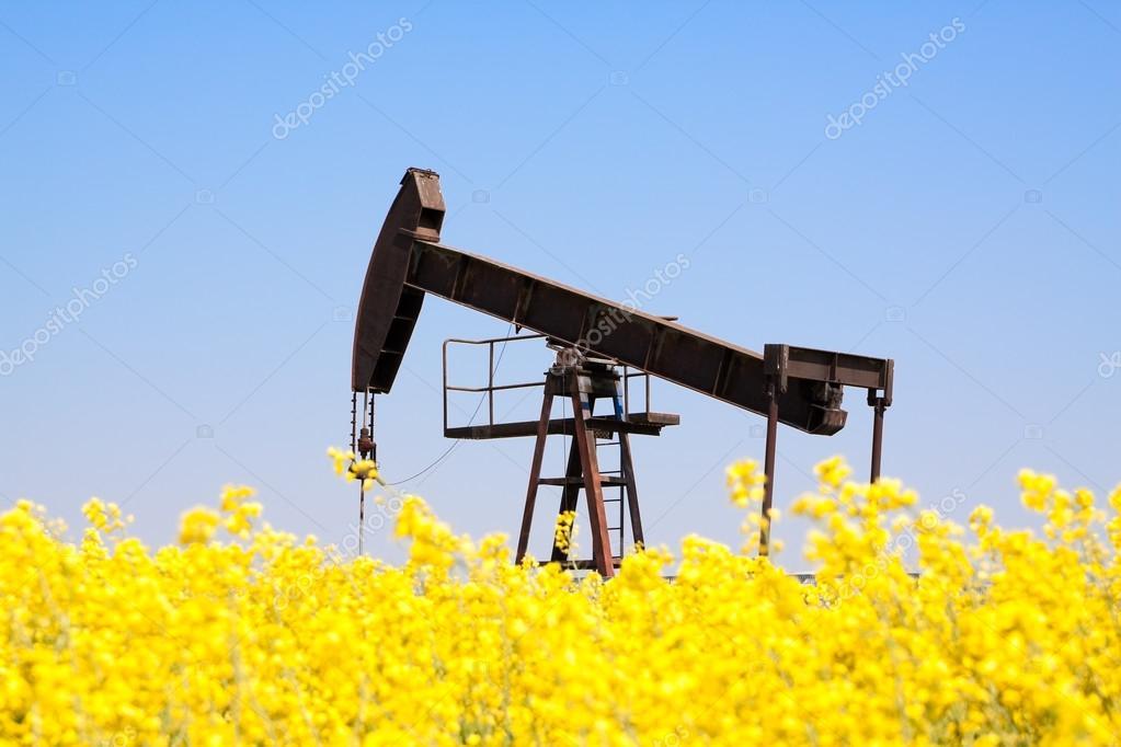 Rusty Oil pump
