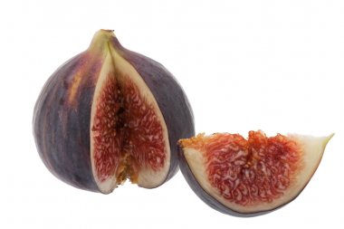 Fig isolated