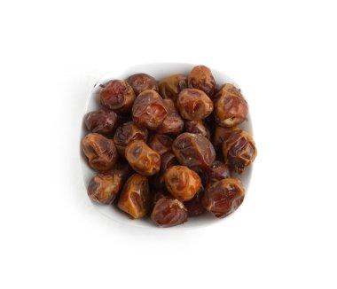 Arabian dates served in ramadan