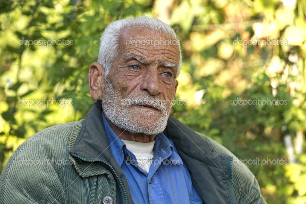 Alter Araber reifen