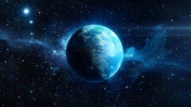3D Earth - Planète Terre 3D