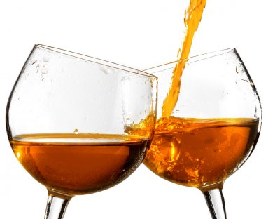 Wine glasses various