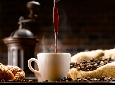 """Картина, постер, плакат, фотообои """"кофе"""", артикул 48730889"""