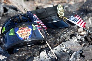 Burnt Rubble Memorial