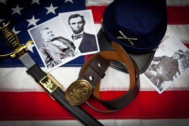 Civil War Items Union