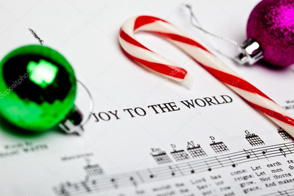 klassische Weihnachtslied — Stockfoto © derek@hatfielddesign.com ...