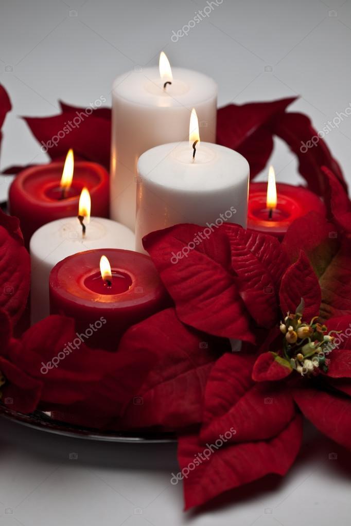 Centrotavola Stella Di Natale.Centrotavola Stella Di Natale Foto Stock C Derek Hatfielddesign