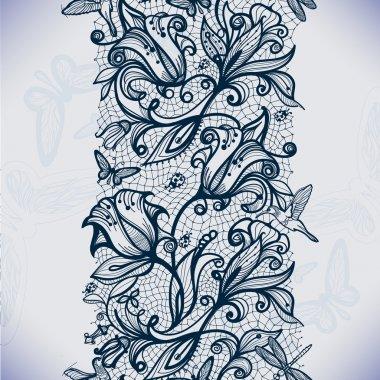 Infinitely wallpaper, decoration stock vector
