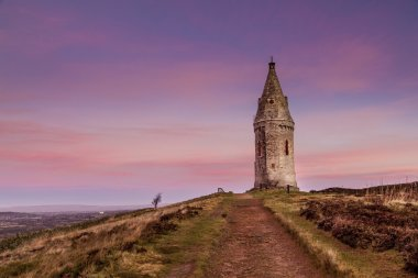 Hartshead Pike - Greater Manchester England