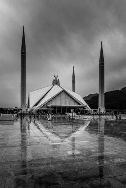 Shah Faisal Mosque , Islamabad, Paksitan
