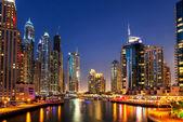 Fotografie Dubai marina