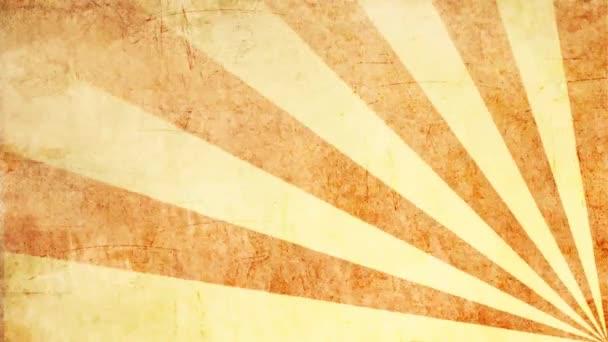 Retro stripes animation  - background video