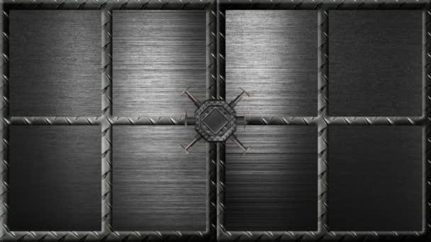 bezpečnostní ocelové dveře otevře a zavře - fabion