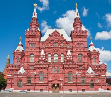 Museum on Red Square, Moscow
