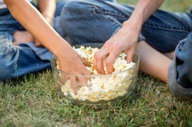 Popcorn family