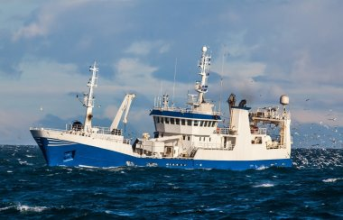 Pelagic Fishing Vessel