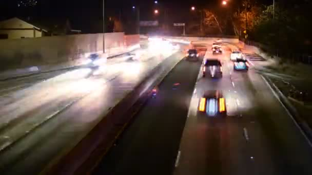 noční dálniční doprava
