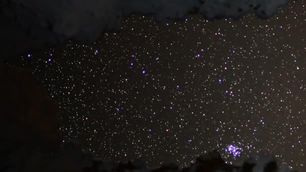 Vesmír vidět přes jeskyně