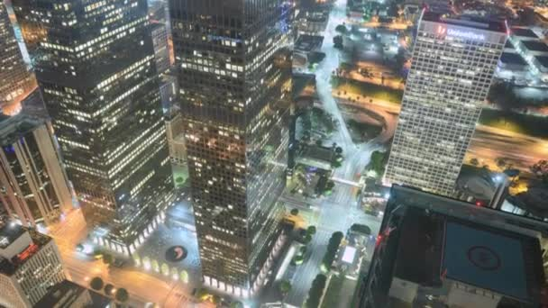 město od budovy nahoře