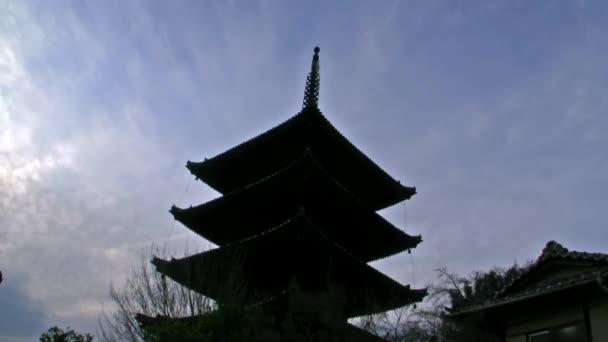 historické japonské architektury