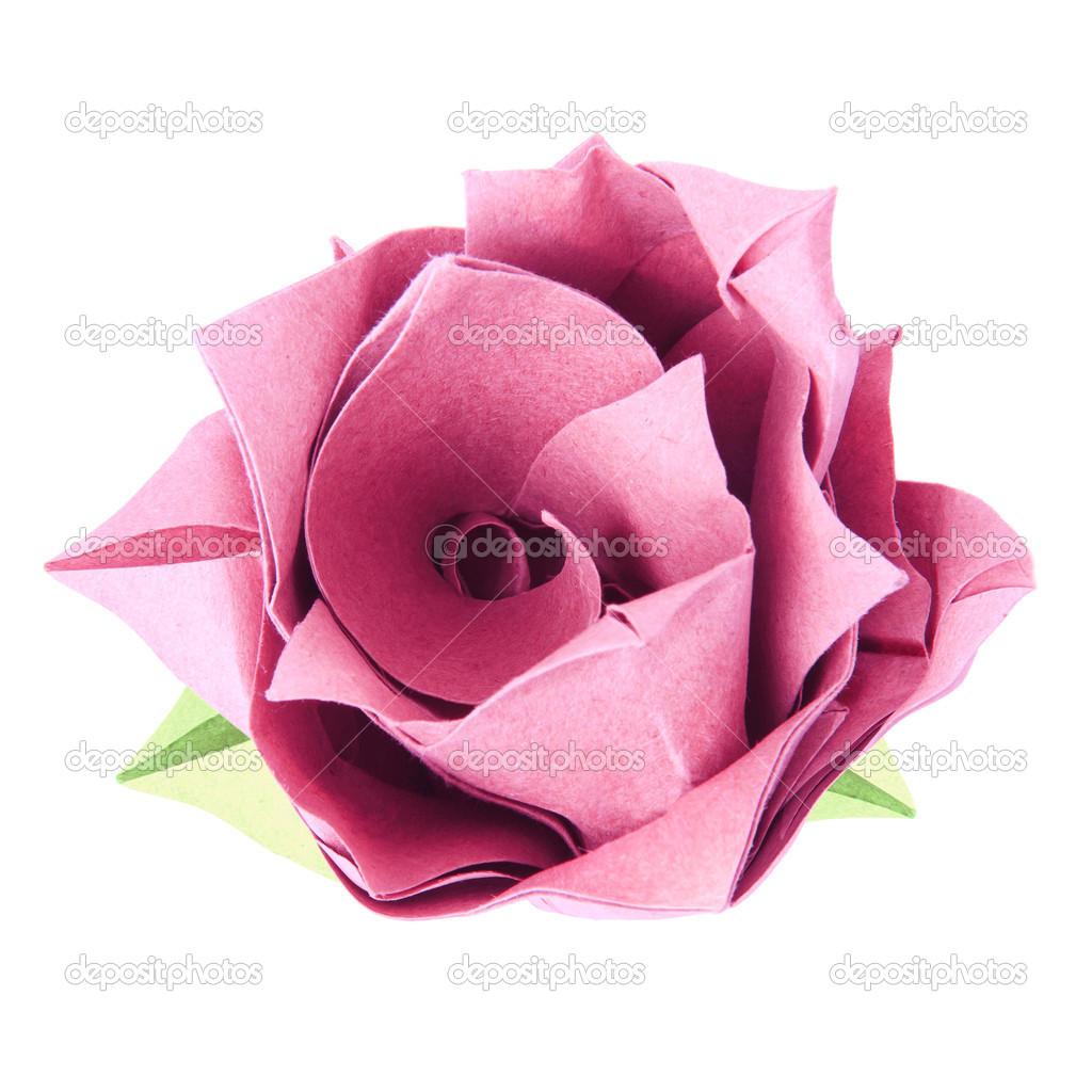 Origami Roses Stock Photo Mandrixta 41281743
