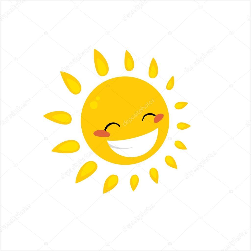 sol del dibujo animado vector de stock irska no 46017873