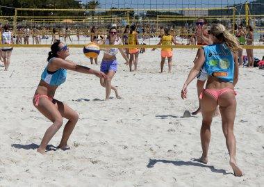 Beach Volleyball Around the World Tournament