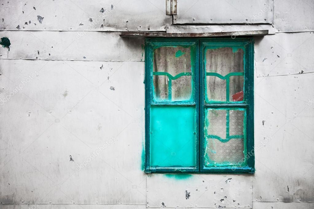 alt-Metall-Fenster — Stockfoto © aheiay #41531247