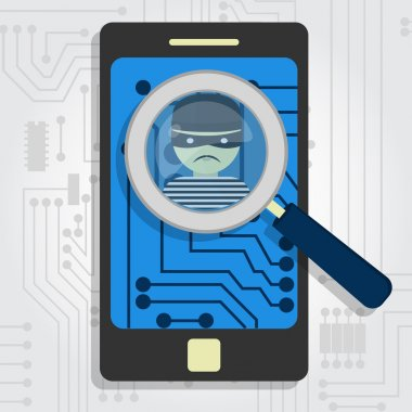 Malware detected on smartphone
