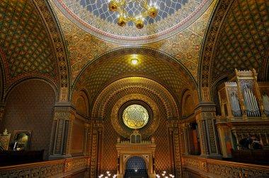 Sanctuary of the Spanish Synagogue, Prague