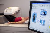 vyšetření kostní denzitometrie