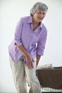 LEG PAIN IN AN ELDERLY PERSON
