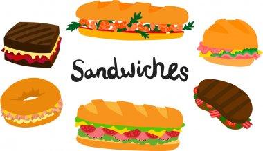 Great Sandwich Set