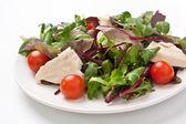 Fotografie Salad mix with chicken