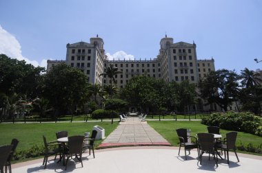 The Hotel Nacional in Havana