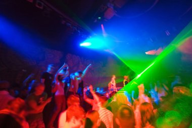 Party at Disco concert
