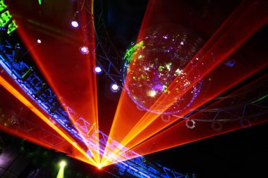 Disco Laser Show