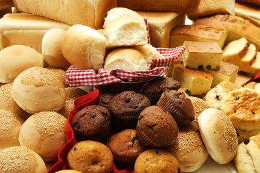 Sweet And Savoury Baked Goods