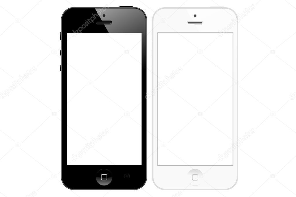 Iphone Vector Stock Vectors Royalty Free Iphone Vector Illustrations Depositphotos