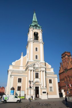 Church of the Holy Spirit in Torun