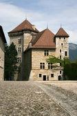 Fotografie hrad v savoy
