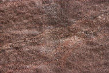 Unpolished granite stone texture